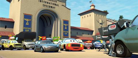 La Camioneta De Pizza Planet En Brave Canciones Disney